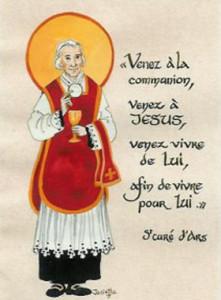 St curé d'Ars